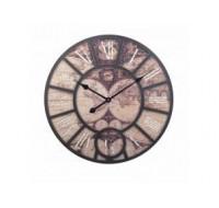 """Ρολόι τοίχου ART """"EARTH"""""""