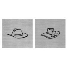 Σήματα WC Καπέλα