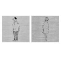 Σήματα WC Άνδρας - Γυναίκα 1