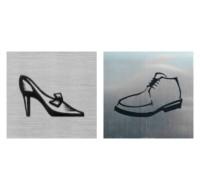 Σήματα WC Παπούτσια