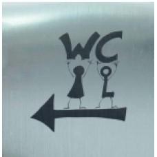 Σήμα κατεύθυνσης WC
