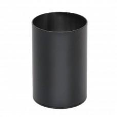 Κάδος  12 lt Μαύρος