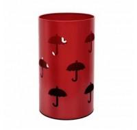 Ομπρελοθήκη μεταλλική χρώμα Κόκκινο