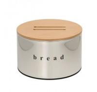Ψωμιέρα Inox