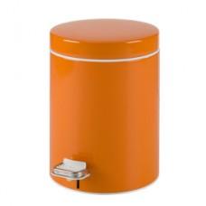 Χαρτοδοχείο Πορτοκαλί ματ