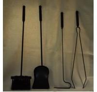 """Εργαλεία τζακιού """"Μονόχρωμα"""""""